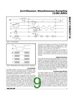 浏览型号MAX116EAX的Datasheet PDF文件第9页