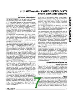 浏览型号MAX9311EHJ的Datasheet PDF文件第7页