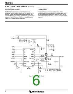浏览型号ML4903CT的Datasheet PDF文件第6页