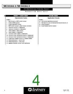 浏览型号MC33164-3LP的Datasheet PDF文件第4页
