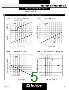 浏览型号MC33164-3LP的Datasheet PDF文件第5页