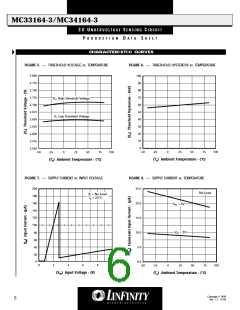 浏览型号MC33164-3LP的Datasheet PDF文件第6页
