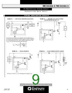浏览型号MC33164-3LP的Datasheet PDF文件第9页