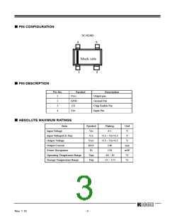 浏览型号R1141Q401D-TR的Datasheet PDF文件第3页