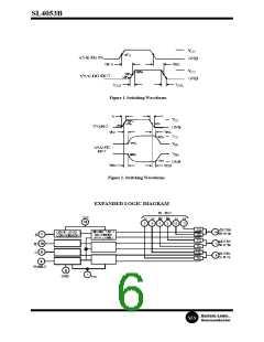 浏览型号SL4053B的Datasheet PDF文件第6页