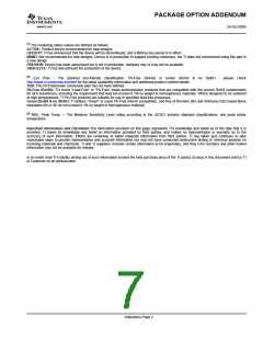 浏览型号SN74AHCT32PWE4的Datasheet PDF文件第7页