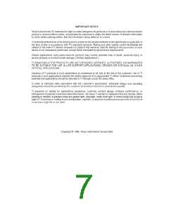 浏览型号SN74LS157NSRE4的Datasheet PDF文件第7页