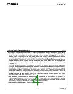 浏览型号SH0R3D42的Datasheet PDF文件第4页