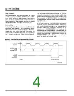 浏览型号X24F064S-5的Datasheet PDF文件第4页