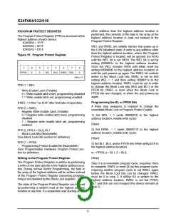 浏览型号X24F064S-5的Datasheet PDF文件第9页
