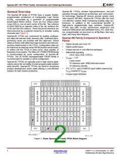 浏览型号XC2S50E-6FG456I的Datasheet PDF文件第2页
