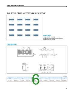 浏览型号RC1608J100CS的Datasheet PDF文件第6页