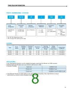 浏览型号RC1608J100CS的Datasheet PDF文件第8页