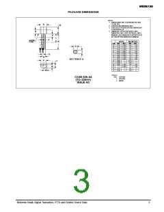 浏览型号MSD6150的Datasheet PDF文件第3页