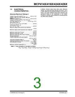 浏览型号MCP4162T-502E/SN的Datasheet PDF文件第3页