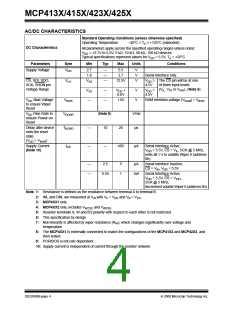 浏览型号MCP4132-104E/MS的Datasheet PDF文件第4页