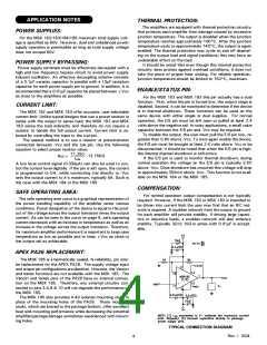浏览型号MSK184的Datasheet PDF文件第4页