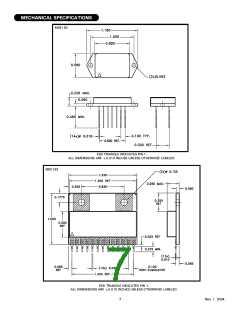 浏览型号MSK184的Datasheet PDF文件第7页