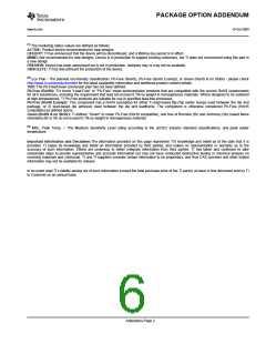 浏览型号SN74ACT240DBRE4的Datasheet PDF文件第6页