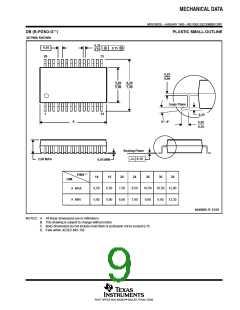 浏览型号SN74ACT240DBRE4的Datasheet PDF文件第9页