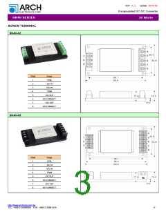 浏览型号SK40-48-3.3S的Datasheet PDF文件第3页