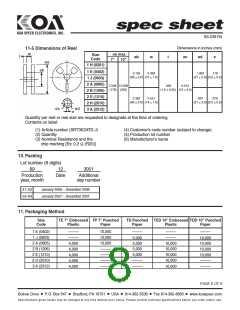 浏览型号SR732HTTE1R00F的Datasheet PDF文件第8页