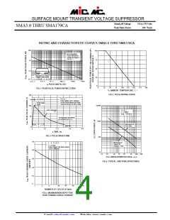 浏览型号SMA5.0A的Datasheet PDF文件第4页