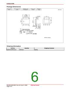 浏览型号RJK0331DPB-00-J0的Datasheet PDF文件第6页