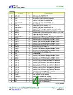 浏览型号SC9821C的Datasheet PDF文件第4页