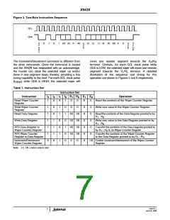 浏览型号X9428WS16IZ的Datasheet PDF文件第7页