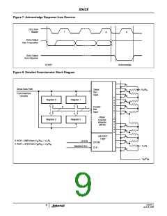 浏览型号X9428WS16IZ的Datasheet PDF文件第9页