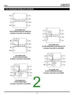 浏览型号SY10EL16VAZI的Datasheet PDF文件第2页