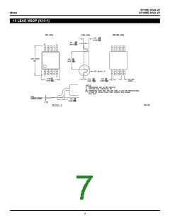 浏览型号SY10EL16VAZI的Datasheet PDF文件第7页