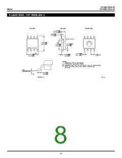浏览型号SY10EL16VAZI的Datasheet PDF文件第8页