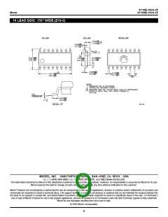 浏览型号SY10EL16VAZI的Datasheet PDF文件第9页