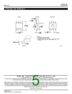 浏览型号SY10ELT22LZGTR的Datasheet PDF文件第5页