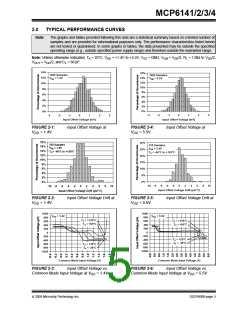 浏览型号MCP6143-I/P的Datasheet PDF文件第5页