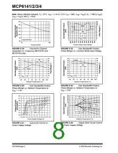 浏览型号MCP6143-I/P的Datasheet PDF文件第8页