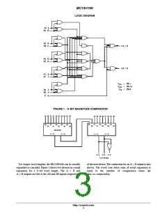 浏览型号MC10H166FNR2G的Datasheet PDF文件第3页
