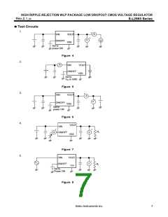 浏览型号S-L2985B26-H4T1的Datasheet PDF文件第7页