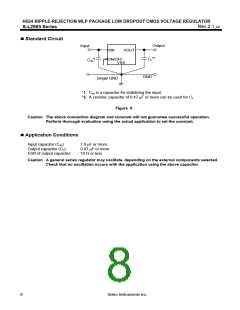 浏览型号S-L2985B26-H4T1的Datasheet PDF文件第8页