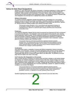 浏览型号S29GL128P90FFI012的Datasheet PDF文件第2页