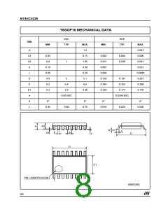 浏览型号M74HC4028B1R的Datasheet PDF文件第8页
