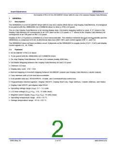 浏览型号SBN0064G-D的Datasheet PDF文件第2页