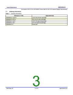 浏览型号SBN0064G-D的Datasheet PDF文件第3页