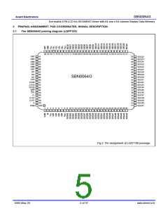 浏览型号SBN0064G-D的Datasheet PDF文件第5页
