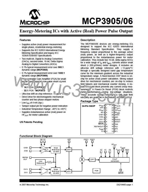 MCP3906-I/SS图片预览