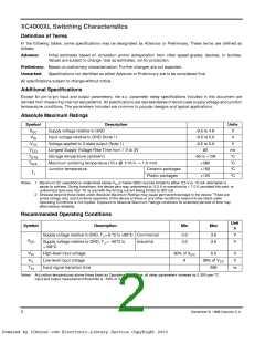 浏览型号XC4020-4PQ240C的Datasheet PDF文件第2页