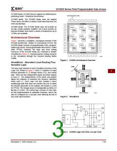 浏览型号XC5202-5PQ100I的Datasheet PDF文件第3页