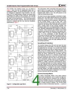 浏览型号XC5202-5PQ100I的Datasheet PDF文件第4页
